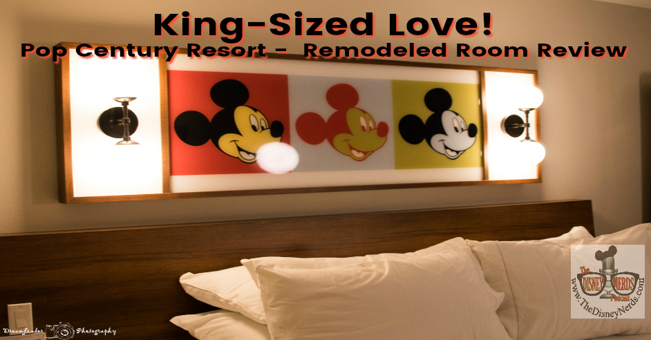 Pop Century Remodeled Rooms - A Nerds Review